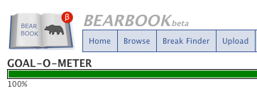 Bearbook Reaches 1000 Users